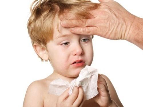 Nguyên nhân của bệnh nhiễm khuẩn hô hấp cấp tính ở trẻ em