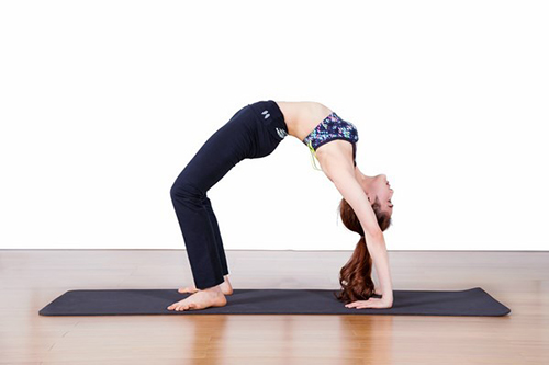 Chữa bệnh đau dạ dày bằng Yoga rất hiệu quả