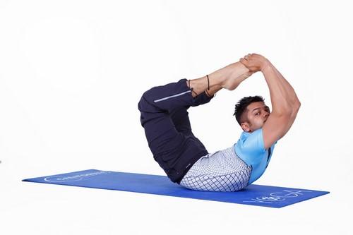 Có nhiều bài tập Yoga giúp chữa bệnh dạ dày