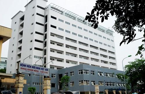 Có nhiều bệnh viện xương khớp tốt nhất Hà Nội