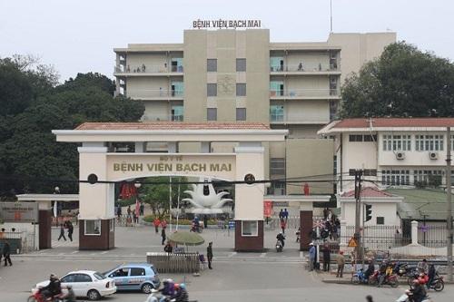 Bạch Mai là một trong các bệnh viện xương khớp tốt nhất Hà Nội