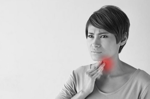 Viêm họng là 1 trong 5 bệnh về hô hấp thường gặp