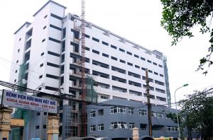 Bệnh viện Việt Đức – Khoa phẫu thuật tiêu hóa