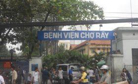LIST dia chi chua viem dai trang ở Hà Nội và TPHCM