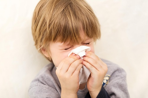 Các bệnh liên quan đến hô hấp thường gặp ở trẻ nhỏ