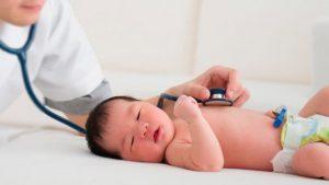 Cùng tìm hiểu dấu hiệu bệnh hô hấp ở trẻ sơ sinh