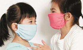 Cách phòng bệnh hô hấp cho trẻ em