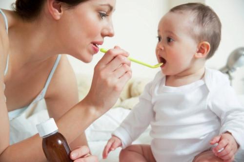 Bệnh nhiễm khuẩn hô hấp ở trẻ em có nhiều dấu hiệu lâm sàng