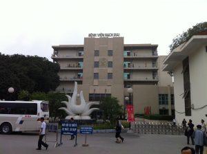 Bệnh viện Bạch Mai - địa chỉ chữa đau dạ dày hiệu quả