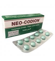 Có nên uống thuốc trị ho neo codion không ?