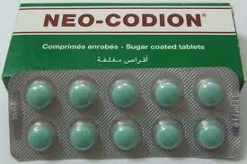Thuốc neo và công dụng thuốc neo codion