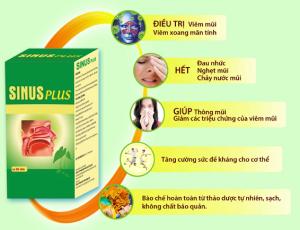 Thuốc sinus plus thật và thuốc sinus plus lừa đảo