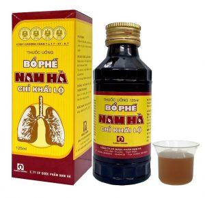 Bà bầu có nên dùng thuốc bổ phế Nam Hà không ?