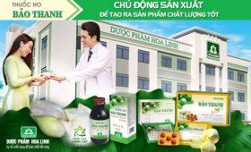 Tư vấn: một số chống chỉ định của thuốc ho Bảo Thanh từ Chuyên gia